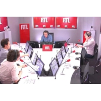 Logo of the podcast RTL Monde du 18 avril 2019
