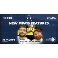 Logo du podcast FW at the WC + FIFA19 Features Special