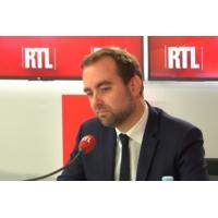 Logo of the podcast Sébastien Lecornu était l'invité de RTL le 18 janvier 2019