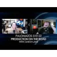 Logo of the podcast Palomazos S1E122 - Production On The Road (with Sarah Lane)
