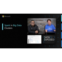 Logo of the podcast Spark in Big Data Clusters | Data Exposed | Data Exposed