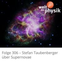 Logo of the podcast Folge 306 – Supernovae