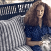 Logo of the podcast Vogue's Grace Coddington Doesn't Want To Think Much About What She Wears