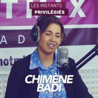 Logo of the podcast CHIMENE BADI interview dans Les Instants Privilégiés Hotmixradio.
