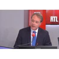 """Logo of the podcast Le chèque déplacement obligatoire est une """"mauvaise idée"""", estime Francois Asselin"""
