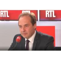 Logo of the podcast Jean-Christophe Lagarde était l'invité de RTL mercredi 8 mai 2019