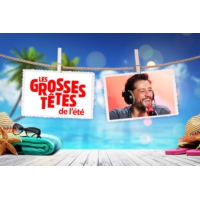 Logo of the podcast L'été des Grosses Têtes du 18 juillet 2019