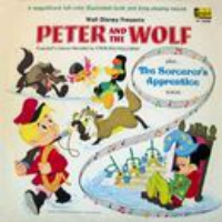 Logo of the podcast Peter and the Wolf