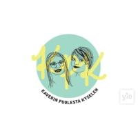 Logo of the podcast Kähmijä lauteilla, yllätys löylykiulussa ja muita saunapäivän stooreja