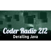 Logo of the podcast Derailing Java | CR 212