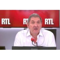 """Logo of the podcast Fête du Travail : """"Les violences ne sont pas le fait des militants"""", rappelle Force ouvrière"""