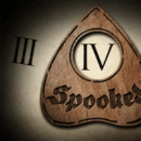 Logo of the podcast Spooked Season IV Trailer