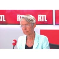Logo of the podcast Élisabeth Borne était l'invitée de RTL 21 août 2019