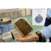 Logo of the podcast Bondy : les dealers livrent du cannabis par erreur... à des policiers
