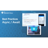 Logo of the podcast Best Practices - Async / Await | The Xamarin Show | The Xamarin Show