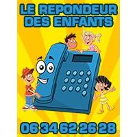 Logo of the podcast Le Répondeur des enfants (27.04.16)