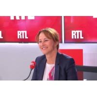 Logo of the podcast Ségolène Royal, invitée de RTL Matin
