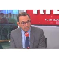 """Logo du podcast Attaque à la préfecture : Retailleau dénonce sur RTL l'""""invraisemblable légèreté"""" de Castaner"""
