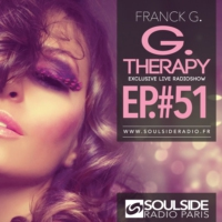 Logo of the podcast FRANCK G // G THERAPY Radioshow // EP#51
