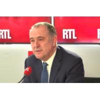 Logo of the podcast Didier Guillaume était l'invité de RTL