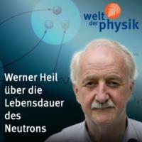 Logo of the podcast Folge 163 – Neutronenlebensdauer