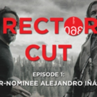 "Logo of the podcast 360 Directors' Cut: Oscar-Nominee Alejandro Iñárritu, ""The Revenant"""