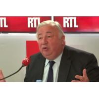 Logo of the podcast Gérard Larcher, invité de RTL