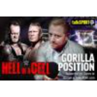 Logo of the podcast Gorilla Position ep042 - #RAWDallas Recap and Hell in a Cell 2015 preview, NXT News