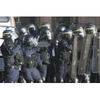 """Logo of the podcast """"Gilets jaunes"""" : """"Les policiers et les gendarmes attendent une solution"""", dit David Le Bars"""