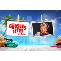 Logo of the podcast L'été des Grosses Têtes du 29 juillet 2019