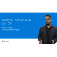 Logo of the podcast Machine learning and AI with .NET | Connect(); 2017