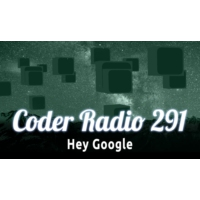 Logo of the podcast Hey Google | CR 291