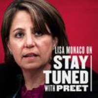 Logo of the podcast Behind Closed Doors: Advising Obama and Mueller (with Lisa Monaco)