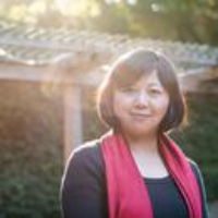 """Logo du podcast Yiyun Li Reads """"When We Were Happy We Had Other Names"""""""