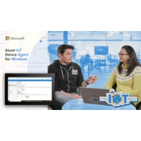 Logo of the podcast Azure IoT Device Agent for Windows | Internet of Things Show