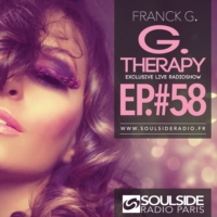 Logo of the podcast FRANCK G // G THERAPY Radioshow // EP#58
