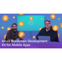 Logo of the podcast Azure Blockchain Development Kit for Mobile Apps | The Xamarin Show