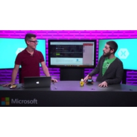 Logo of the podcast Azure Blob Storage for Mobile with Brandon Minnick | The Xamarin Show