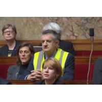 """Logo of the podcast Jean Lassalle en gilet jaune à l'Assemblée : """"Je n'avais pas le choix"""""""