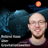 Logo of the podcast Folge 199 – Gravitationswellen