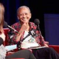 Logo of the podcast How Nikki Giovanni Finally Learned To Cry
