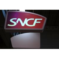 Logo du podcast SNCF : les Français veulent des trains à l'heure et des billets moins chers
