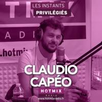 Logo of the podcast CLAUDIO CAPEO interview dans Les Instants Privilégiés Hotmixradio.
