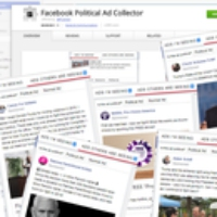 Logo du podcast Help Us Collect Political Ads on Facebook