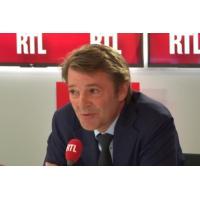 Logo du podcast François Baroin était l'invité de RTL jeudi 20 septembre