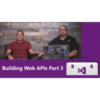Logo of the podcast Building Web APIs Part 3 | Visual Studio Toolbox