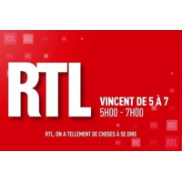 Logo of the podcast Vincent de 5 à 7 du 13 octobre 2019
