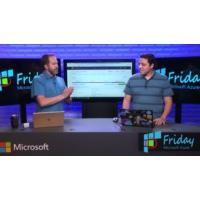 Logo of the podcast Using Web App for Containers in a Multi-Tier Application | Azure Friday