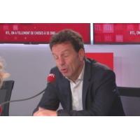 Logo of the podcast Geoffroy Roux de Bézieux, invité de RTL du 22 octobre 2019