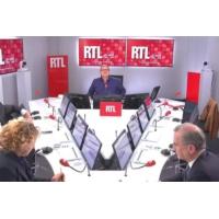Logo of the podcast Le gouverneur de la Banque de France François Villeroy de Galhau est l'invité de RTL